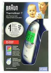 braun thermoscan