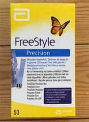 freestyle precision